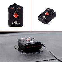 360 градусов V8 автомобильный радар-детектор 16 полосный Россия/английская версия светодиодный антирадарный детектор XK NK Ku Ka Laser