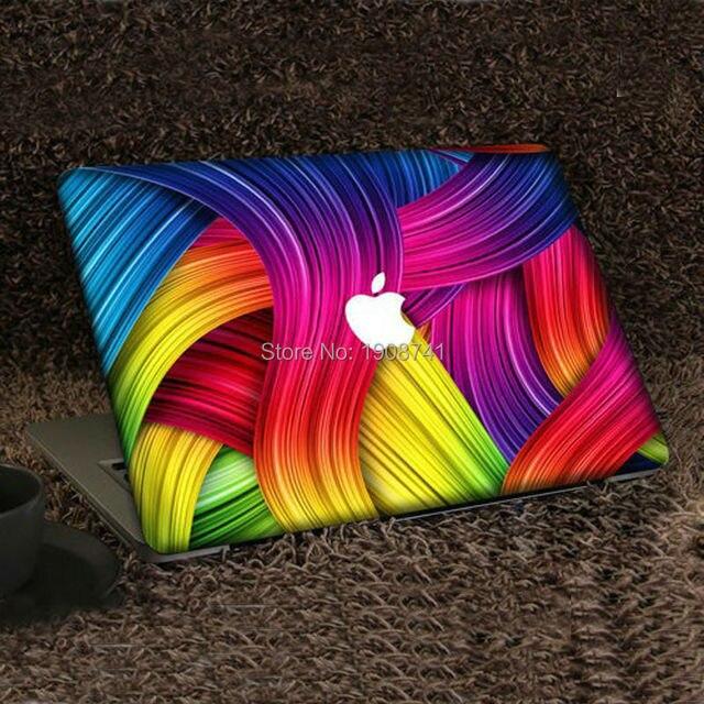 Полное Тело Ноутбука Наклейка Наклейка Для Apple MacBook Air Pro Retina 11 12 13 15 Дюймов Гвардии Дело Нижняя Крышка Для Защиты Поверхности фильм