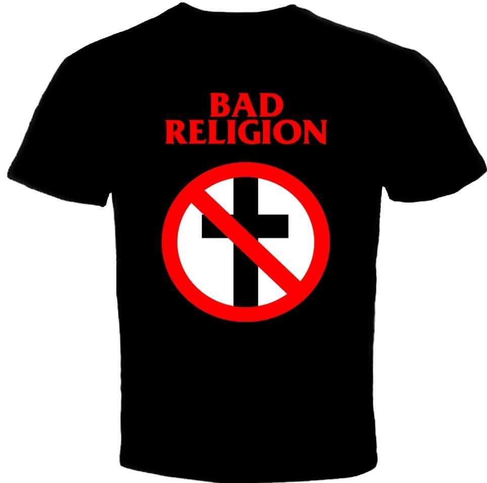 Design your own t shirt good quality - Design T Shirt 2017 New Short Sleeve Men Shirts For Men Bad Religion Design Your Own