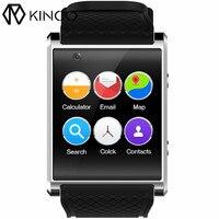 KINCO Inteligentny Telefon Zegarek 1.54 cal MTK6580 4G + 512 MB Karty SIM 3G WIFI GPS Bluetooth Kamera Połączenia wideo Bransoletka dla IOS/Android