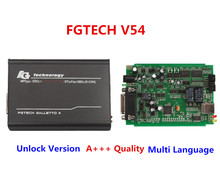 Fgtech V54 FGTECH Galletto 4 Master Version ECU Programming Tool with BDM-Tricore-OBD Function ECU Chiptuning Tool