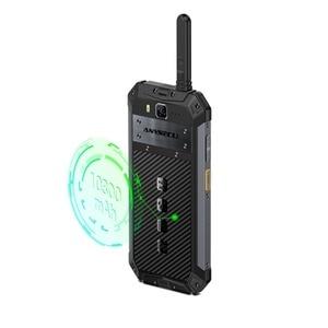 Image 3 - ulefone 3T 10300mAh IP68 Waterproof Walkie talkie Smartphone Android 8.1 IP internet 3G 4G WCDMA Radio DMR 400 470MHZ UHF Radio
