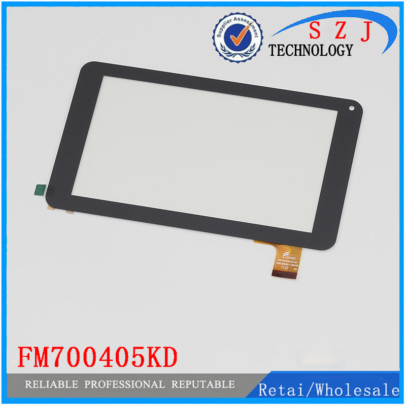 New 7'' inch Explay N1 PLUS Tablet Touch Screen panel fm700405kd Digitizer Glass Lens Replacement Free shipping new 7 inch for explay n1 touch screen fm700405kd panel digitizer glass sensor replacement parts tablet pc free shipping