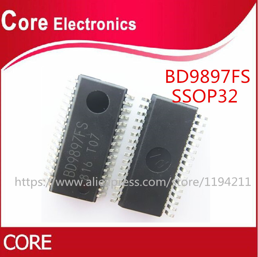 100PCS BD9897FS SOP24 BD9897 SOP 24 9897FS SOP SMD-in Integrated Circuits from Electronic Components & Supplies