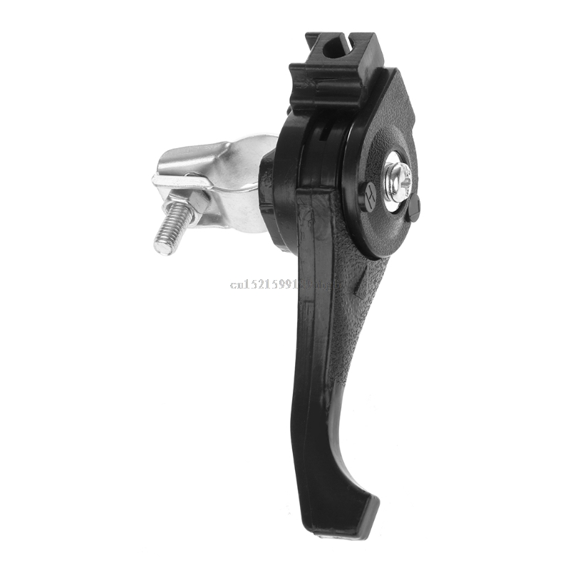 Universal Lawn Mower Throttle Lever With Screw Fit For 23-27mm Handlebar Trimmer