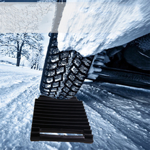 Neumático de Coche de usos múltiples cadenas antideslizantes almohadillas antideslizantes nieve Coche pala