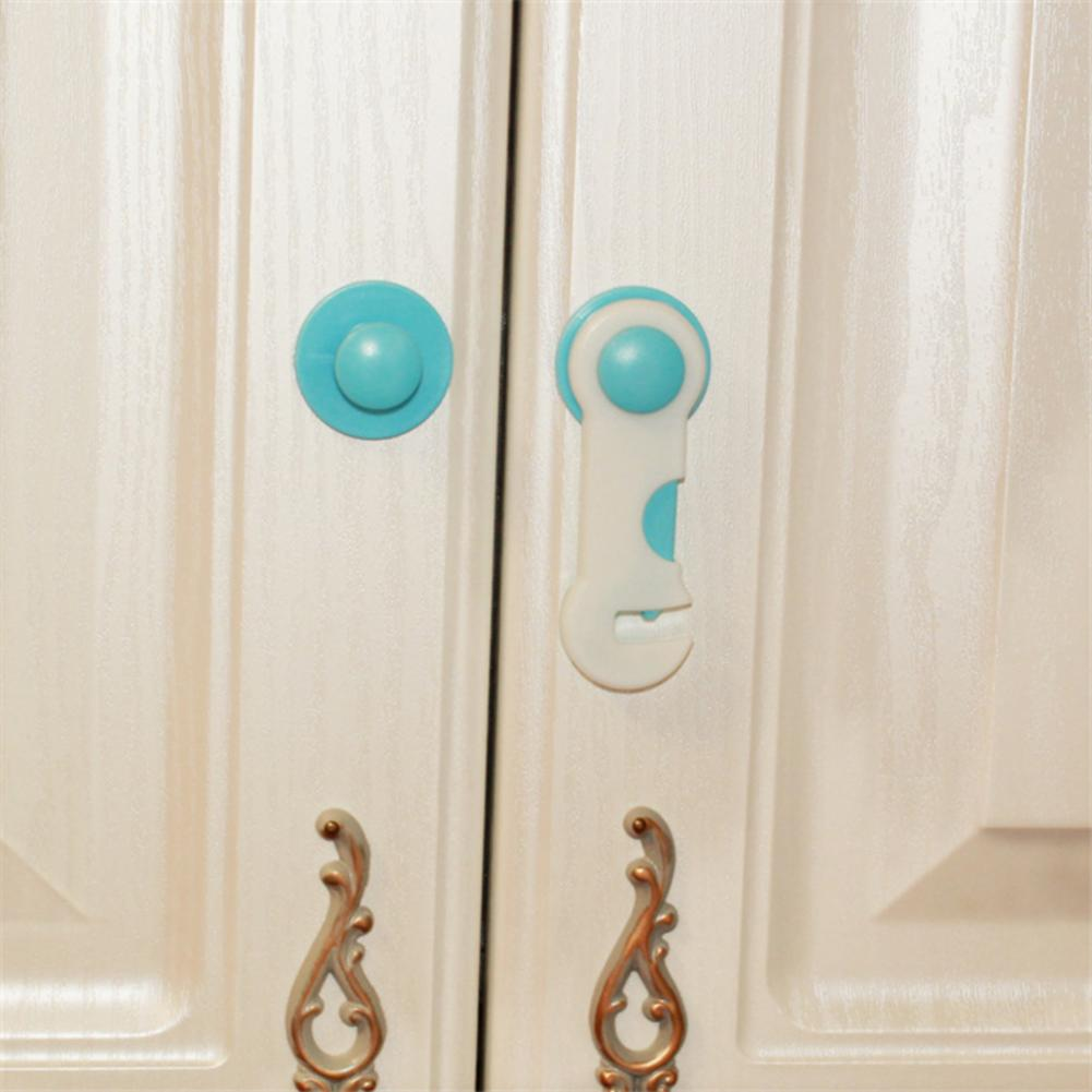 Baby Drawer Lock Children Security Protection For Cabinet Toddler Child Safety Lock Refrigerator Window Closet Wardrobe