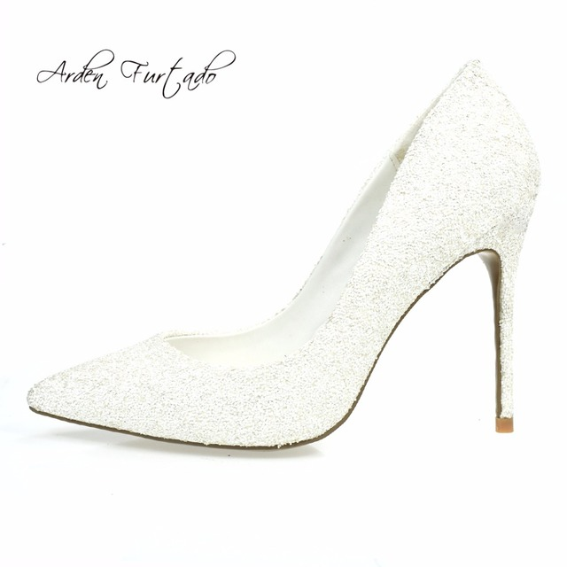 Chaussures de mariage automne Sexy femme Pompes Chaussures de mariage automne Sexy femme 47 Gris NYUaCINw
