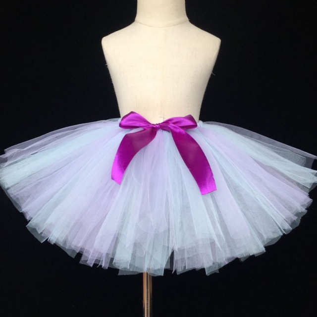 379594a7a Colorful Baby Girls Tutu Skirt Kids Fluffy Tulle Skirts Ballet Dance ...