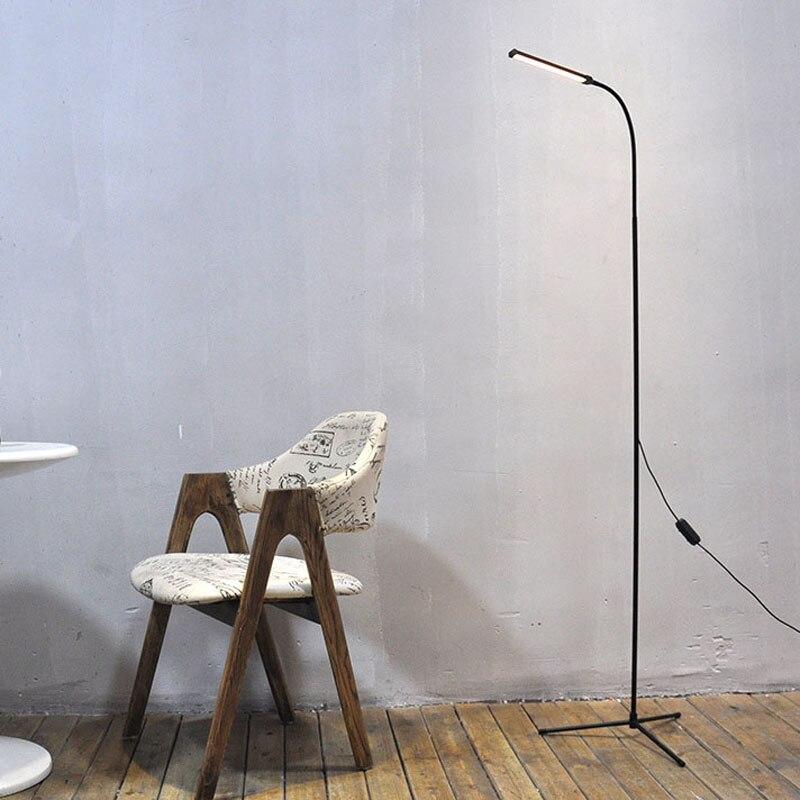 Ingenious Modern Led Floor Lamps For Bedroom Dimmer Button Decors Usb Design Decorative Lighting Fixtures Floor Lamps