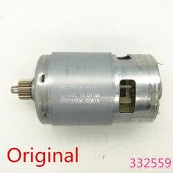 Silnik 332559 327157 dla HITACHI DV14DVC DV14DCL DS14DVC DS14DCL DS14DSFL wiertarka akumulatorowa sterownik akcesoria do elektronarzędzi elektryczny