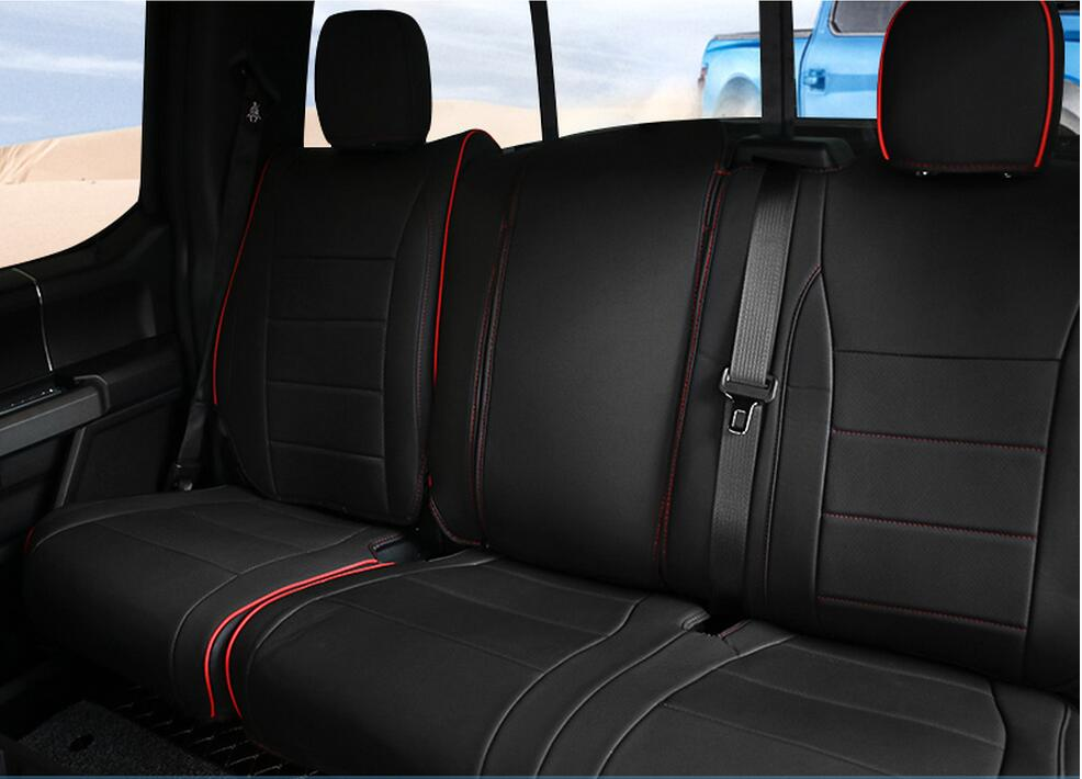 High Quality Car Seat Cover 5 Seats 2017 For Ford Raptor