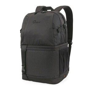 """Image 1 - Genuine Lowepro DSLR Video Fastpack 350 AW DVP 350aw SLR Camera Bag Shoulder Bag 17"""" Laptop & Rain Cover Wholesale"""