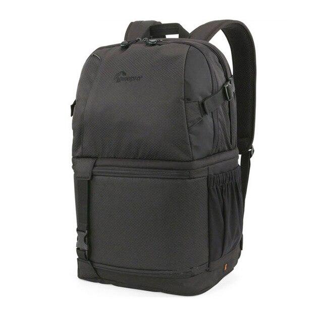 """Genuine Lowepro DSLR Video Fastpack 350 AW DVP 350aw SLR Camera Bag Shoulder Bag 17"""" Laptop & Rain Cover Wholesale"""