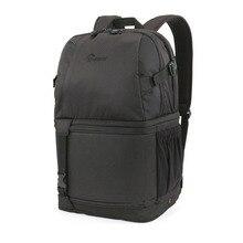 """אמיתי Lowepro DSLR וידאו Fastpack 350 AW DVP 350aw SLR מצלמה תיק כתף תיק 17 """"מחשב נייד & גשם כיסוי סיטונאי"""