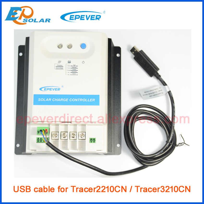 Envío Gratis! Conexión de comunicación USB para uso de PC para regulador solar Tracer3210CN y Tracer2210CN