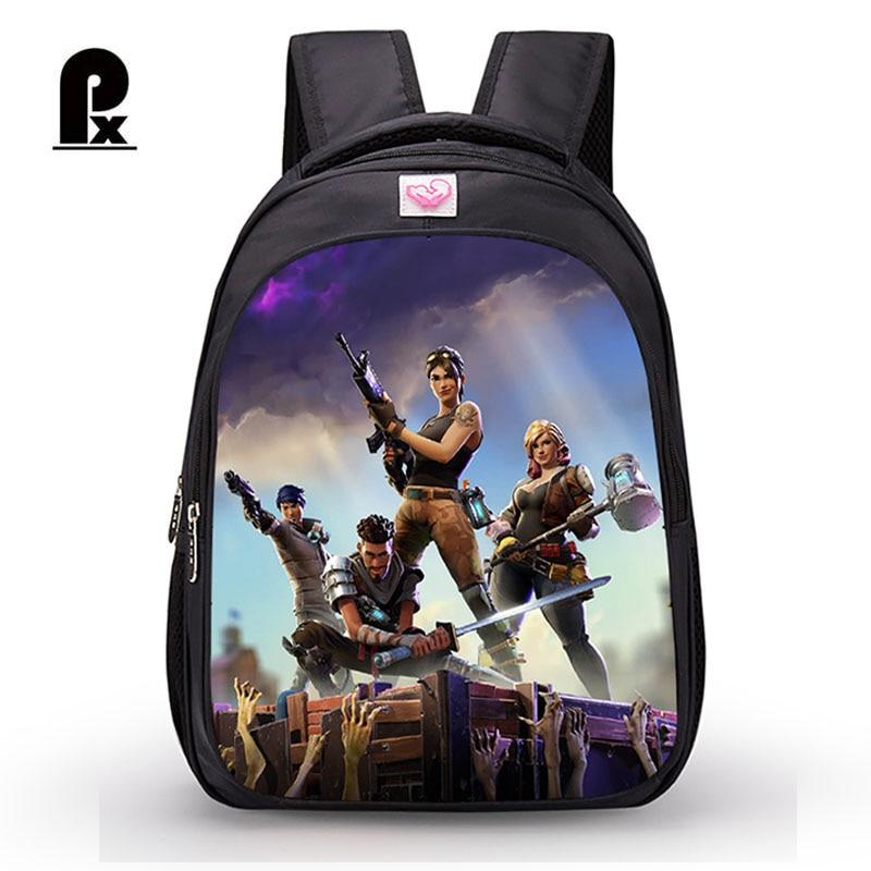 Children Schoolbag For Boy Backpack For Children Student Battle Royale Orthopedic Backpack Mochila Escolar Kids Mochila Infantil