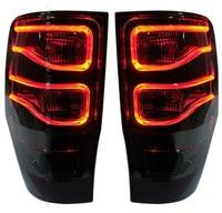 Car Accessories Ranger Taillight 2015 2018 Car Styling Kuga Free Ship Helmet Ranger Rear Light Motorcycle