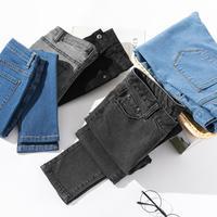 Summer autumn new arrive fashion female classic vintage blue wild casual slim skinny jeans women pencil jeans trouser denim pant