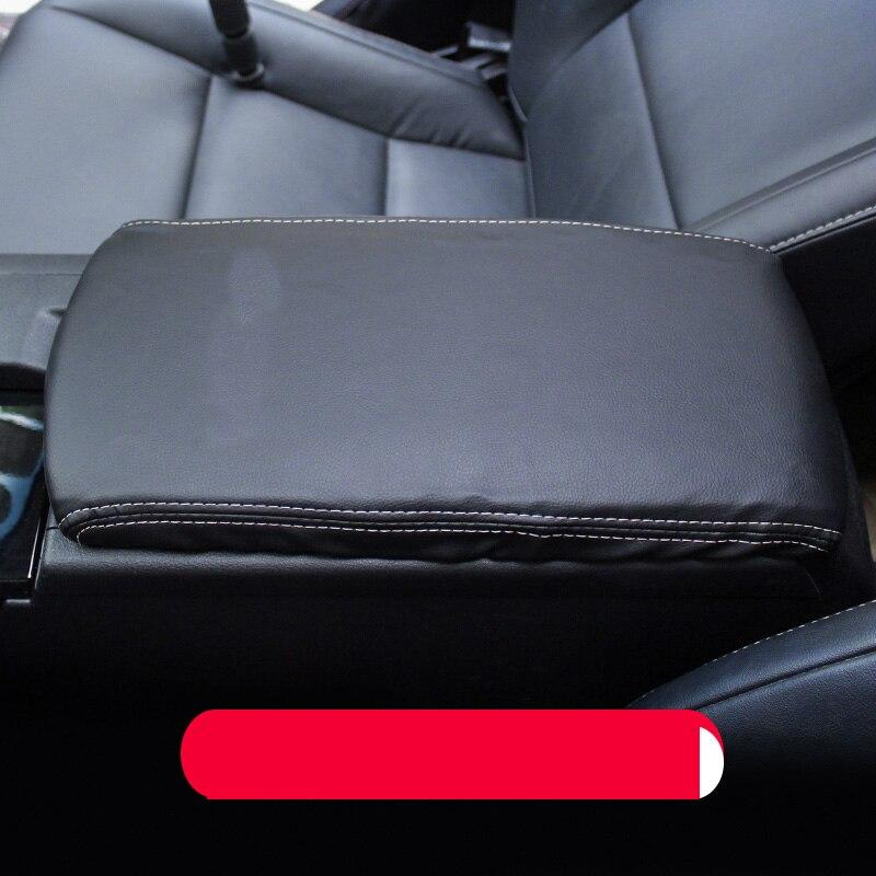 2013 Lexus Es Interior: Lsrtw2017 Fiber Leather Car Armrest Cover For Lexus Es200