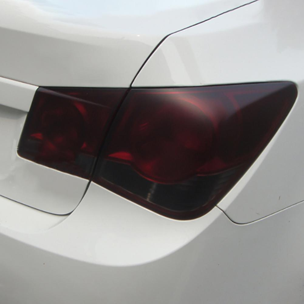Image 5 - Car Styling 30*150cm Matt Smoke Light Film Car Matte Black Tint Headlight Taillight Fog Light Vinyl Film Rear Lamp Tinting Film-in Car Stickers from Automobiles & Motorcycles