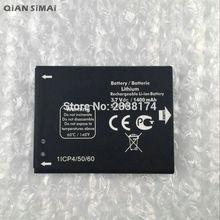 QiAN SiMAi 1 unids 100% de Alta Calidad 1400 mAh 4013d batería Batería Para Alcatel one touch pixi 3 4.5