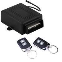 Kit central automotivo universal 12v  sistema de alarme para carros com controle remoto controle de controle