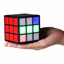 LED Cube Wireless Portable Mini Bluetooth Speaker Music Sound Box Loudspeaker With SD TF Card AUX For IOS Android Smart Phone PC