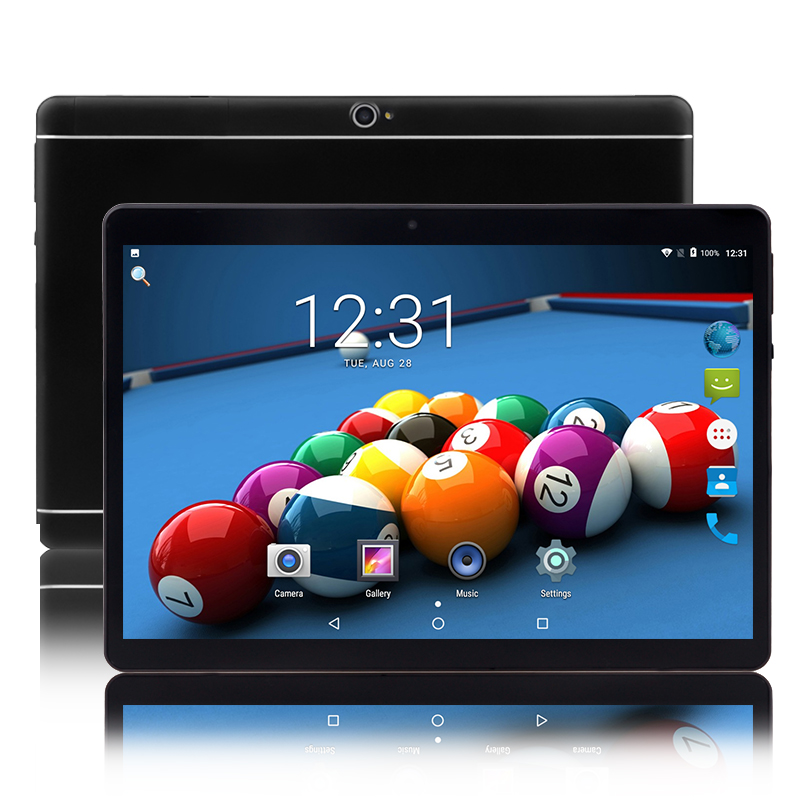 10.1 Inch Tablet PC Android 7.0 MTK8752 Octa Core 1920 x 1200 4GB RAM 32GB 64GB ROM Dual WiFi Tablets PC Dual SIM Phone Call GPS phone call 10 1 inch tablet pc android 7 0 32gb rom 4gb ram octa core dual sim card wifi 3g wcdma gps tablets pcs pad gift