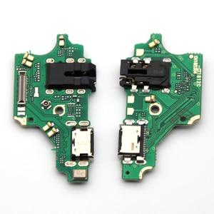 Image 2 - 10 PCS parti di Ricambio Per Huawei P20 lite/P20lite Nova 3e USB Bordo Carica Spina Porta Dock Connettore di Ricarica cavo della flessione