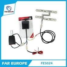 На одной стороне ремень голос напоминание ремней безопасности сигнализация сиденье диск или пассажира FES024