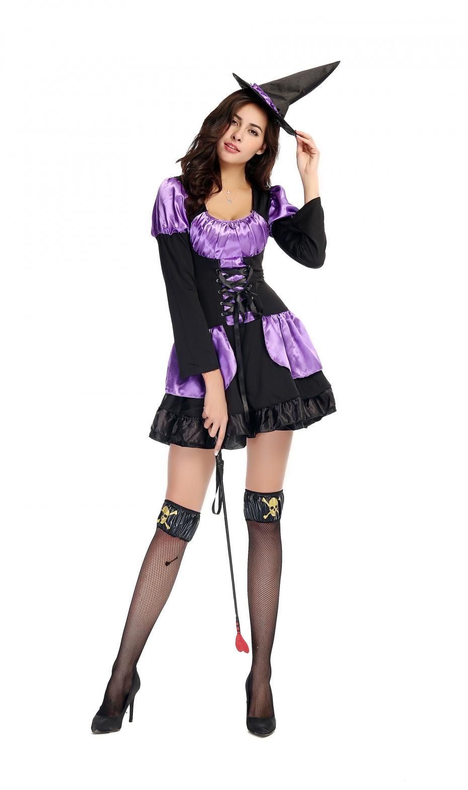 Popular Sexy Fantasy Witch Costume-Buy Cheap Sexy Fantasy Witch ...