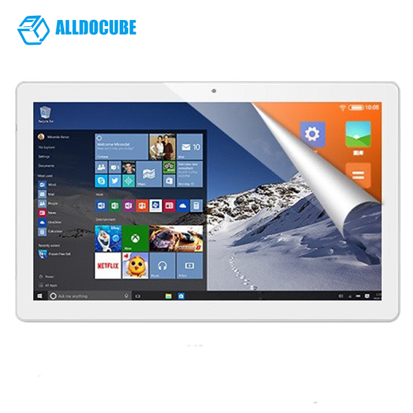 Original Box ALLDOCUBE IWork10 Pro 4GB RAM 64GB ROM Intel Atom X5 Z8350 10.1 Inch Windows 10+Android 5.1 OS Tablet With Keyboard