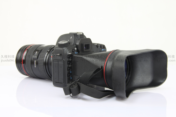 New Dustproof 3.0X LCD binocular Viewfinder Extender for Canon 5D2 5D3 6D 7D 450D 550D 500D special DSLR Cameras цена и фото