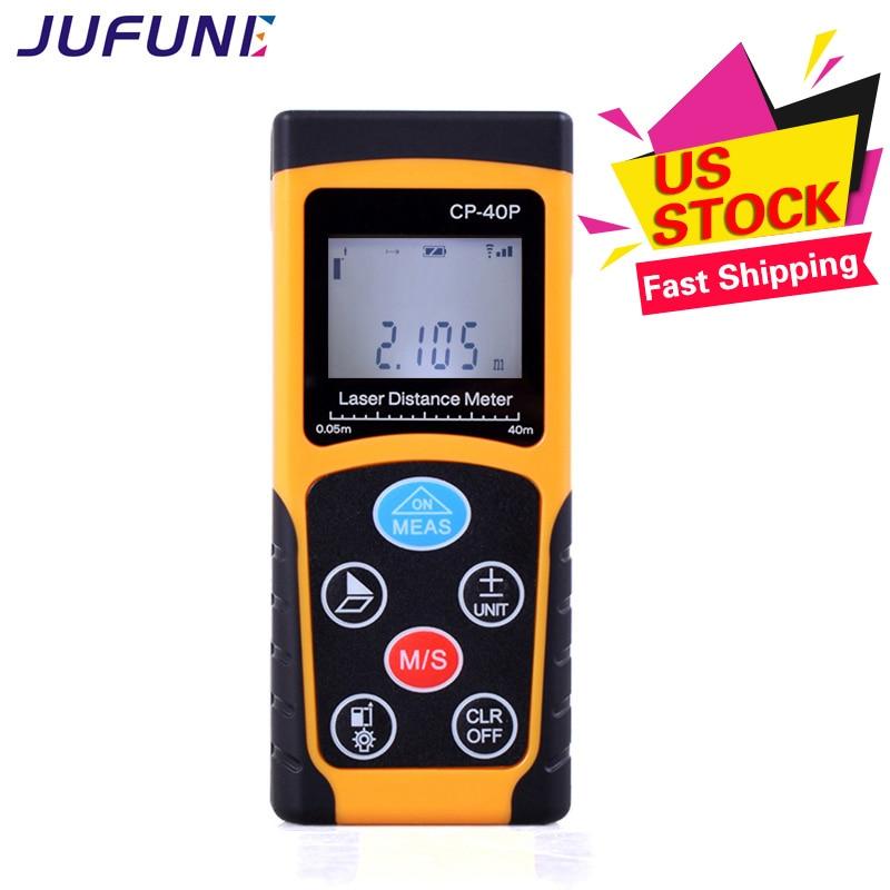 Jufune CP-40P 40m mini lézer távolságmérő digitális - Mérőműszerek - Fénykép 2