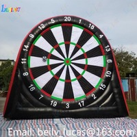3 m / 4 m / 5 m inflatable football darts Various colors inflatable toys activity props custom