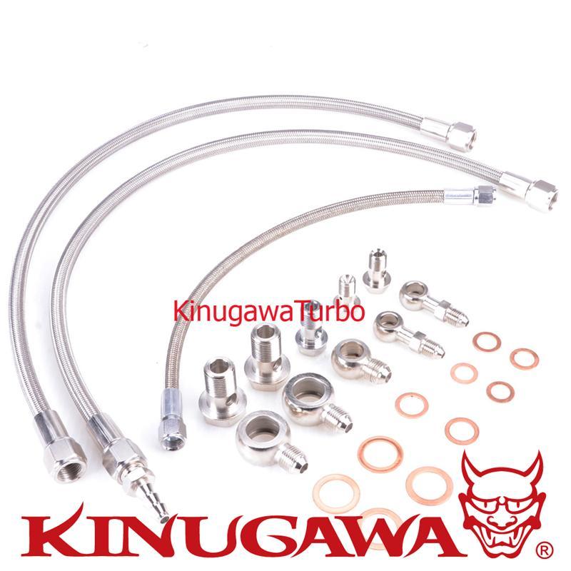Kit dinstallation de Turbo Kinugawa pour Nissan RB20DET RB25DET avec/pour Kinugawa TD05H TD06 support haut et basKit dinstallation de Turbo Kinugawa pour Nissan RB20DET RB25DET avec/pour Kinugawa TD05H TD06 support haut et bas