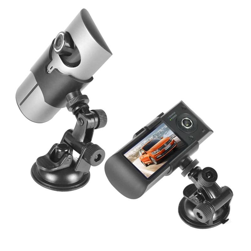 Фотография Brand New Full HD 1080P Car DVR Dush Camera Recorder Dual Lens Camera With GPS Night Vision Video Recorder Dash Cam G-Sensor