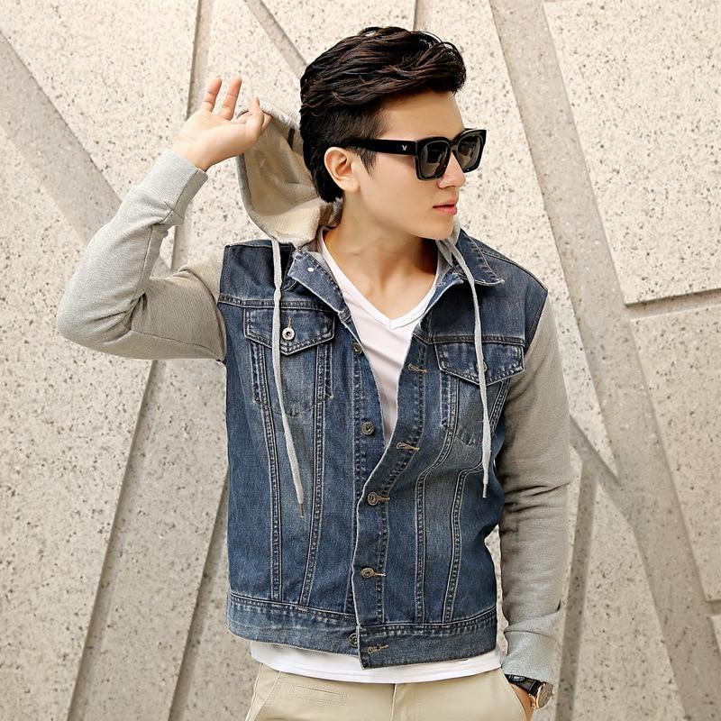 Aliexpress.com : Buy High Quality New Men Denim Jacket High end