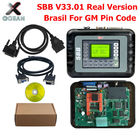 SBB V33.01 Brasil Version Suports Most Brazil Cars Silca SBB Auto Key Programmer Multi-Language For GM Pin Code VAG Code
