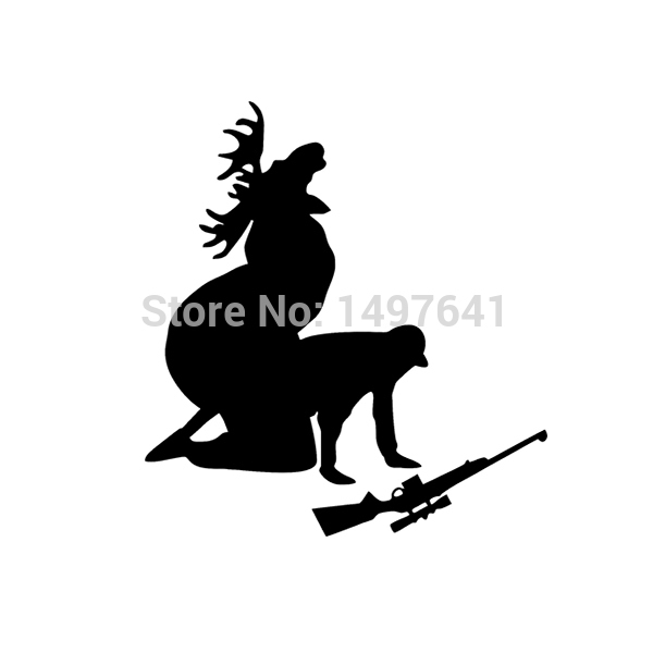 Car Window Decals Hunting PromotionShop For Promotional Car - Promotional car window decals