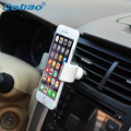 2017 car air outlet phone holder / auto air vent mount bracket for iPhone Samsung galaxy smartphone nexus5 5x lg4