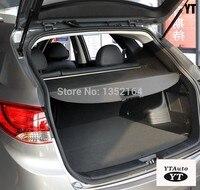 Auto posteriore del tronco cargo copertura per Vw Tiguan 2010-2014, accessori auto