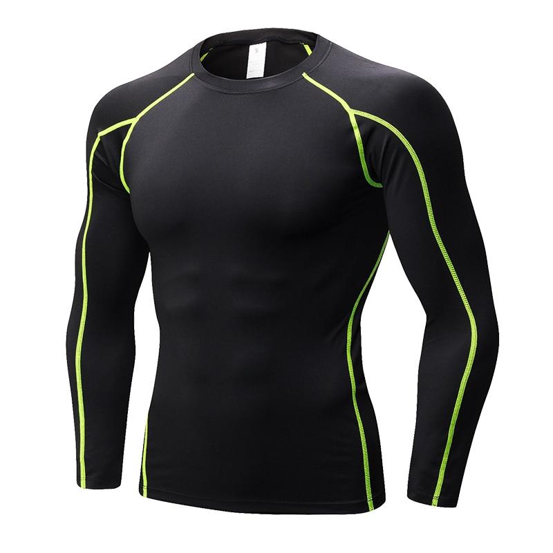 Sports & Entertainment Glorious Mma New Long Sleeve Sport Shirt Men Quick Dry Mens Running T-shirts Snake Gym Clothing Fitness Top Mens Rashgard Soccer Jersey