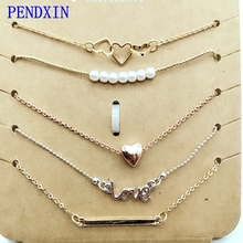 Sweet personality fashion popular female hand catenary suit alloy plating