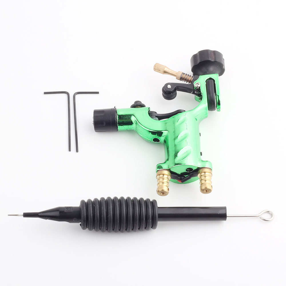 YILONG Dragonfly Rotary Tattoo Machine Shader y Liner 7 colores - Tatuaje y arte corporal - foto 5