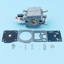 Carb gaźnik naprawy odbudować zestaw membrany dla Jonsered CS 2150 2145 2152 2141 2149 Chainsaw Zama C3 EL18B 503283208
