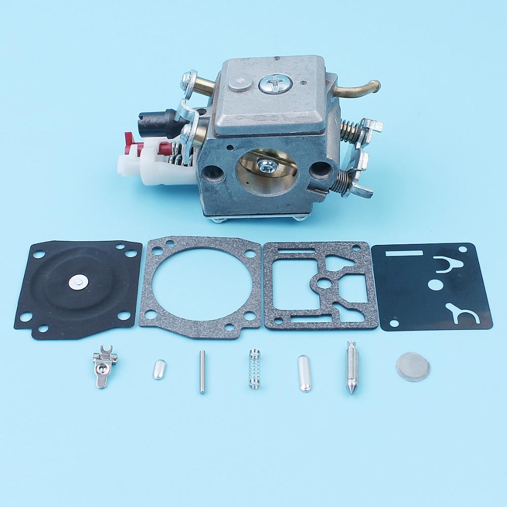 Carburetor Carb Repair Rebuild Diaphragm Kit For Jonsered CS 2150 2145 2152 2141 2149 Chainsaw Zama C3-EL18B 503283208