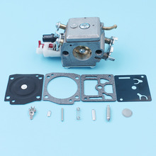 Carburetor Carb Repair Rebuild Diaphragm Kit For Jonsered CS 2150 2145 2152 2141 2149 Chainsaw Zama C3 EL18B 503283208
