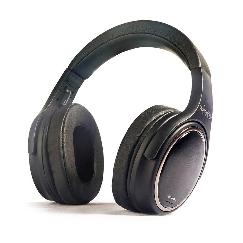 URBANFUN_Urbanfun Trandsound ONE HiFi casque 45mm béryllium diaphragme bandeau stéréo Mi casque haute qualité écouteurs